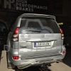 Toyota Land Cruiser Prado 120 30d4d 166 hp chip tuning