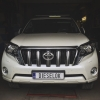 Чип-тюнинг Toyota Land Cruiser Prado