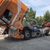 DAF XF105 мойка радиаторов в DIESELOK