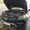 Mercedes Benz ML250CDI AdBlue