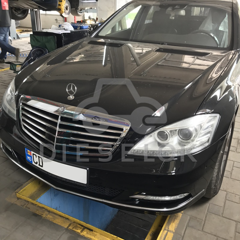Mercedes benz s350cdi w221 chip tuning for Mercedes benz performance chips