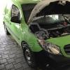 Mercedes Citan DPF