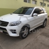 Mercedes ML250CDI AdBlue off