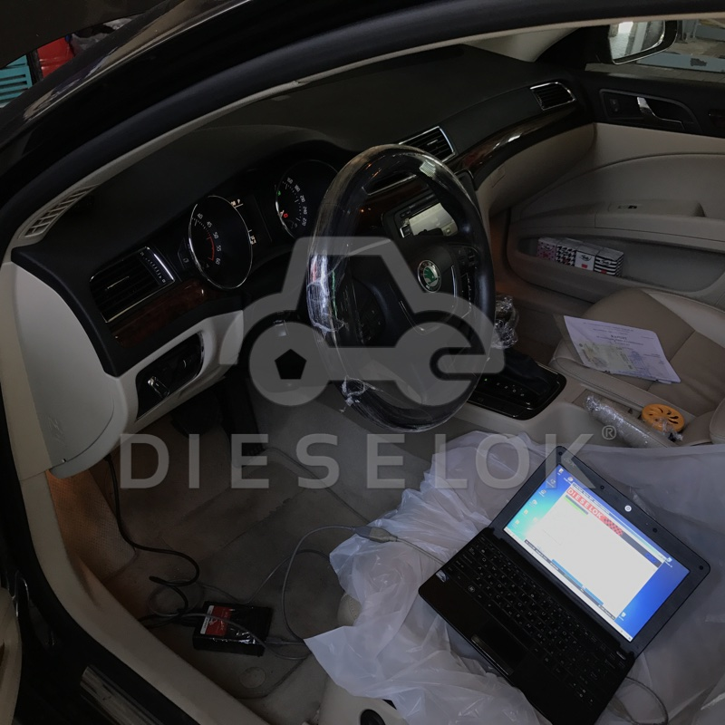 Skoda Superb 20TDI DPF EGR CHIP