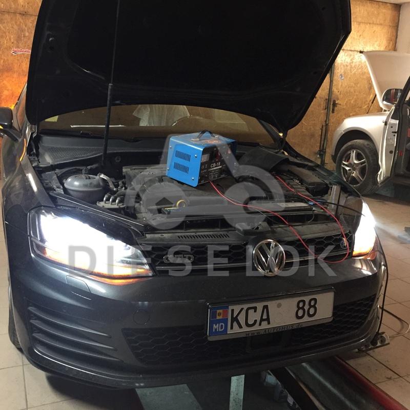 VW Golf 20GTD CHIP TUNING
