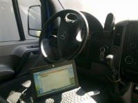 Mercedes-Benz Sprinter 313CDI. Chip-Tuning (минус 1л/100км)