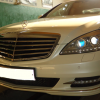 Mercedes-Benz S350 CDI W221. Chip-Tuning