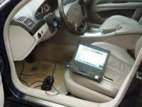 Mercedes-Benz E220 CDI W211. Chip-Tuning