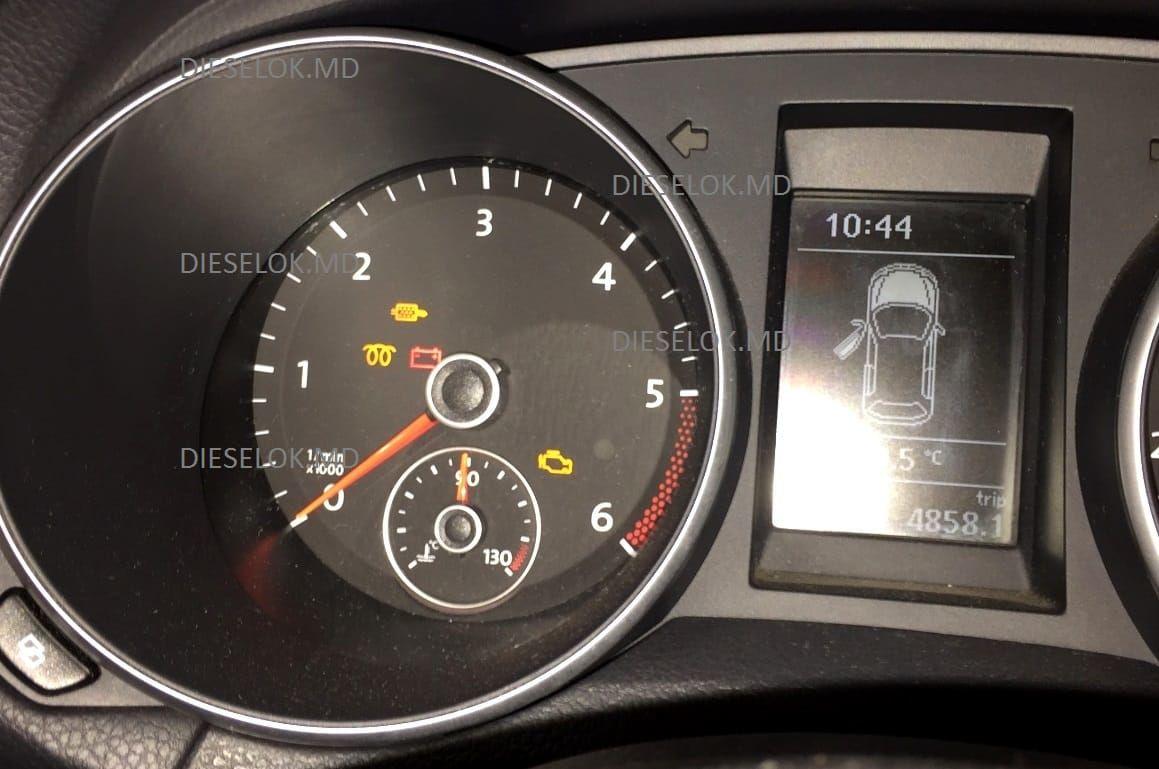 VW-DPF-error