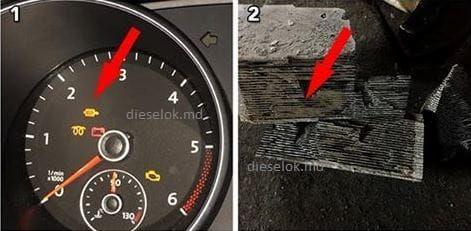 Удаление/ отключение сажевого фильтра DPF VW Golf 6, 2.0TDI