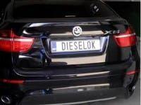 BMW X6 40d. Chip-tuning (+54 ЛС)