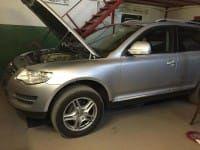 Volkswagen Touareg 3.0TDI 2009. CHIP-TUNING