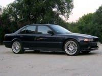 Увеличение мощности BMW 740d