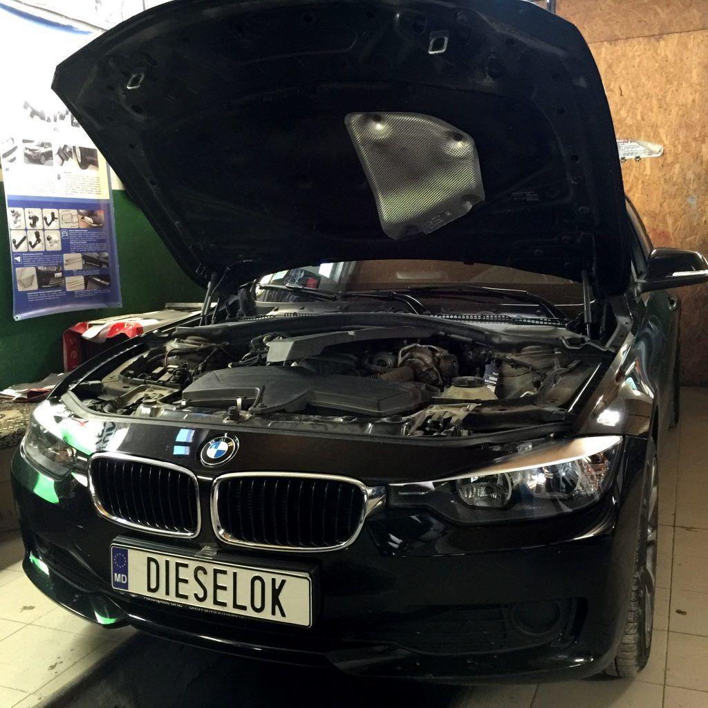 Чип-тюнинг BMW F30, 316i