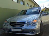 Mercedes-Benz E280 CDI. DPF off
