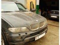 BMW X5, 3.0d. После чип-тюнинга, снизился расход