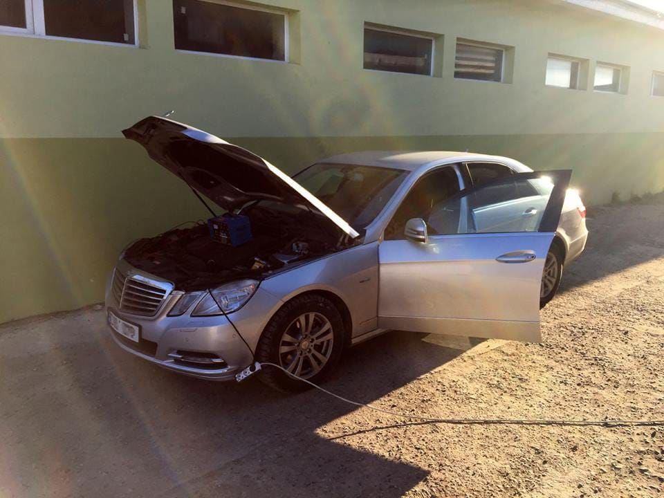 Mercedes E200 CDI Chip Tuning