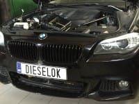 BMW 520d F10. Увеличение мощности