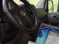 Volkswagen Crafter 2.5TDI. DPF off + AdBlue off