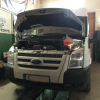 Ford Transit 2.2TDCI. DPF off