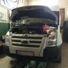 Ford Transit 2.2TDCI. DPF off