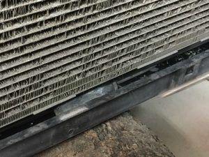 Skoda Octavia Radiator clean (4)