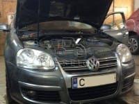 Volkswagen Jetta 1.9TDI. DPF off