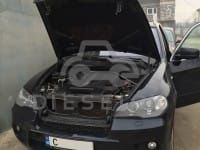 BMW x5 40d. CHIP TUNING + EGR OFF