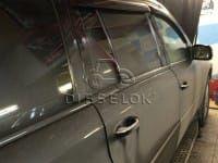 Mercedes Benz GL320 CDI. Удаление DPF и отключение EGR