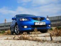 Удалили DPF на Mazda 3, 1.6TDCI