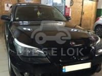 BMW 525d E60. Chip-Tuning