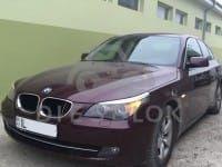 BMW E60 520d. DPF off + EGR off