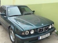 BMW E34 525tds. CHIP-TUNING