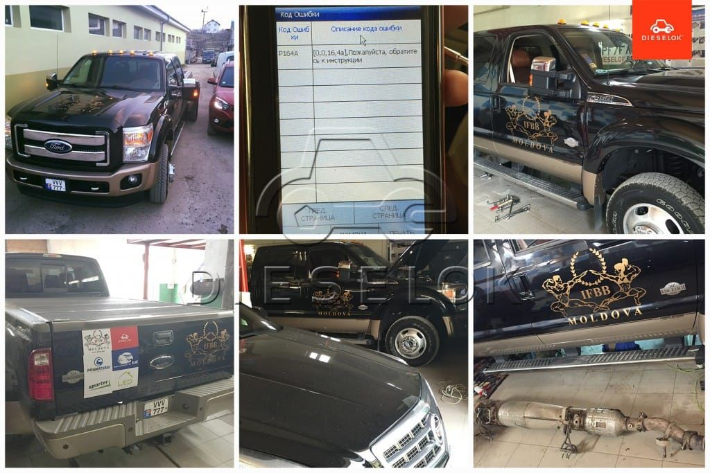 ford f450 chip dpf