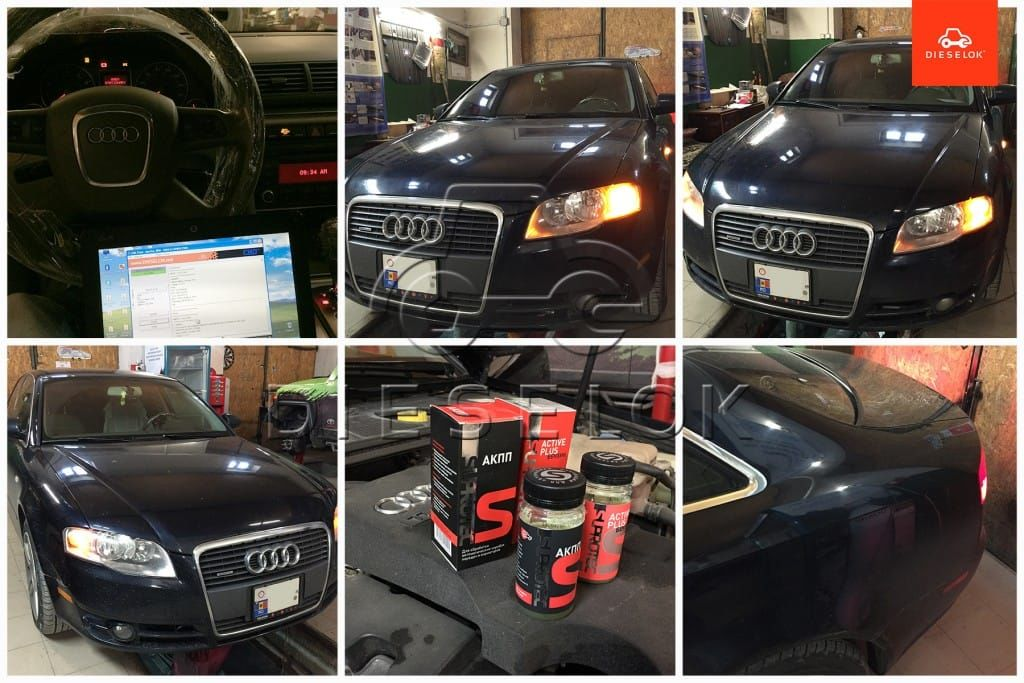 audi a4 20tfsi chip tuning