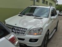 Mercedes Benz ML320 CDI. Chip-Tuning