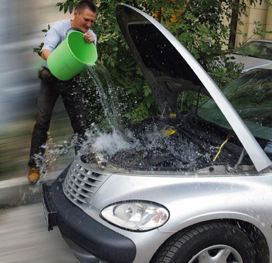 мыть или не мыть моторы?