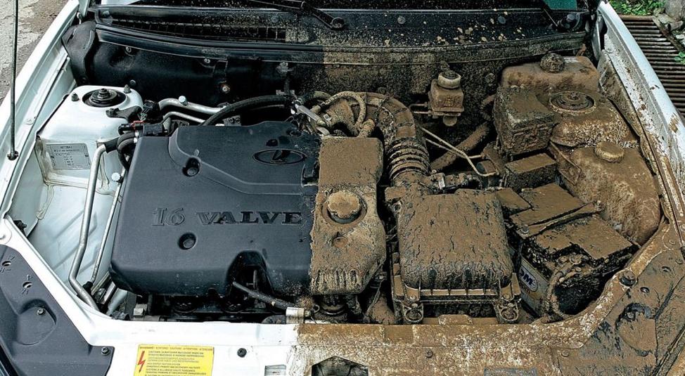 мыть или не мыть мотор?