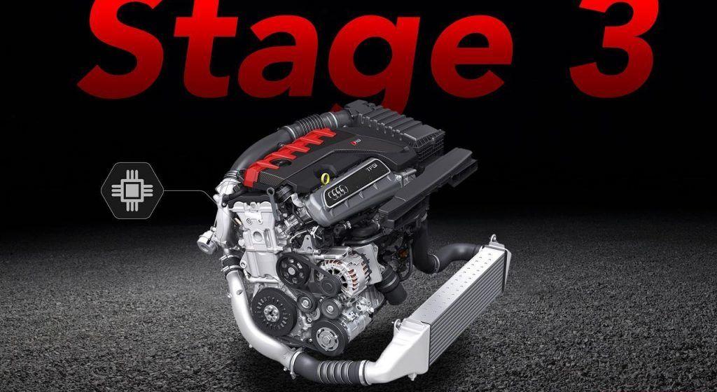 APR анонсировала программное обеспечение Stage 3 для Audi RS3/TTRS 2.5TFSI Gen2 EVO с потенциалом до 740 л.с.!